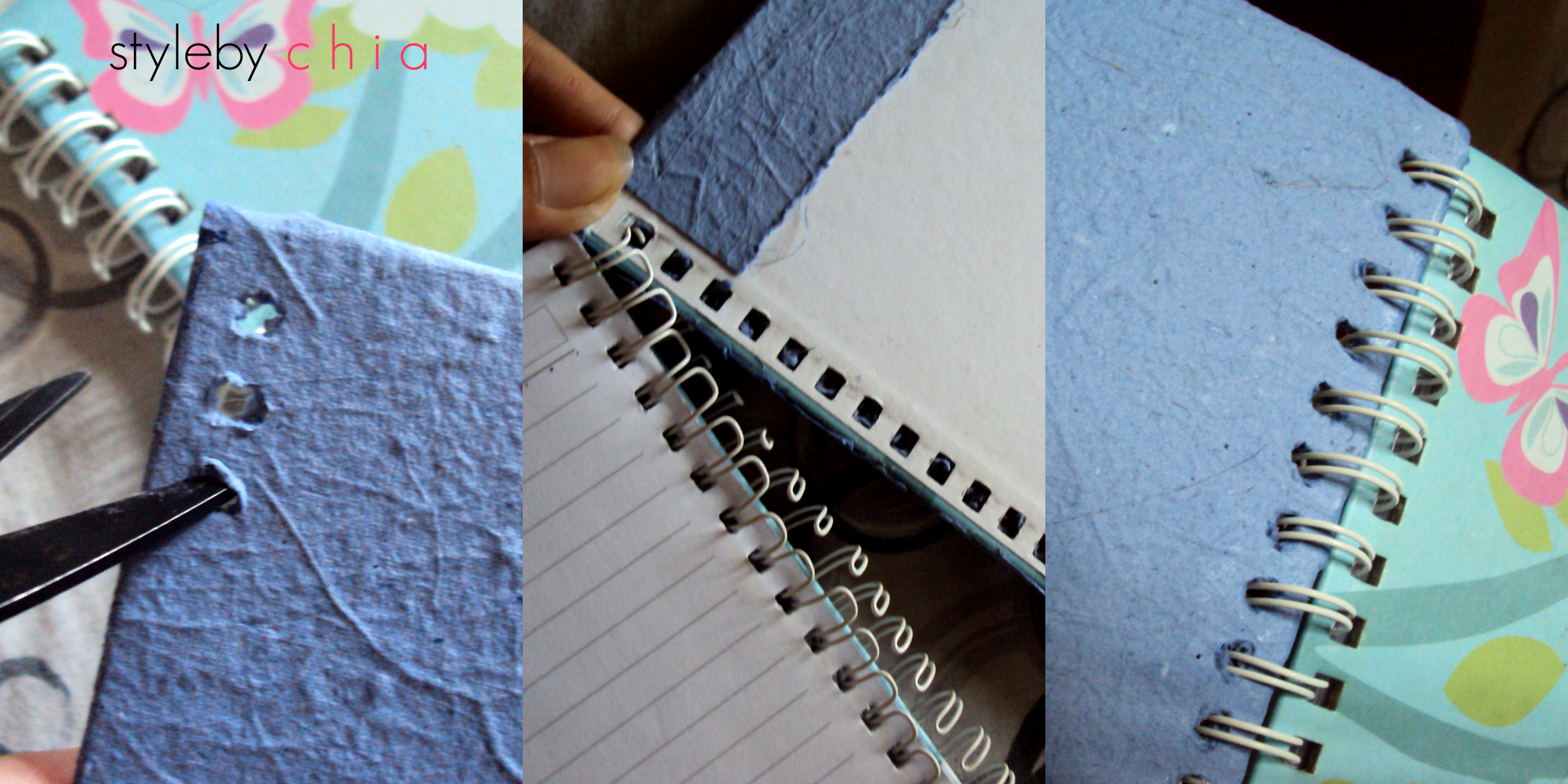 How To Make Scrapbook With Recycled Paper Pranichia