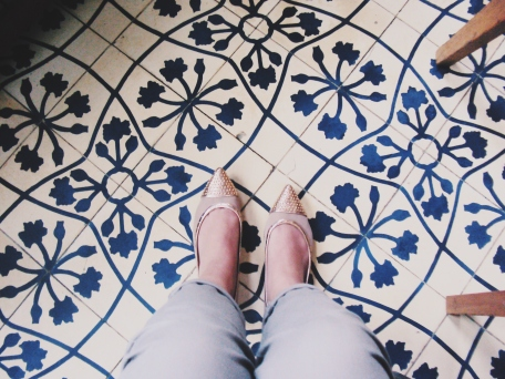 Shoes by Charles & Keith