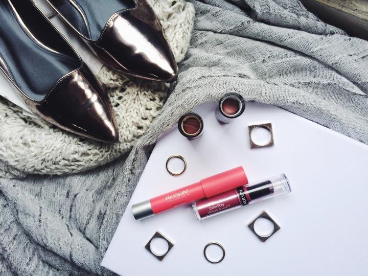 Revlon Lipsticks Collection