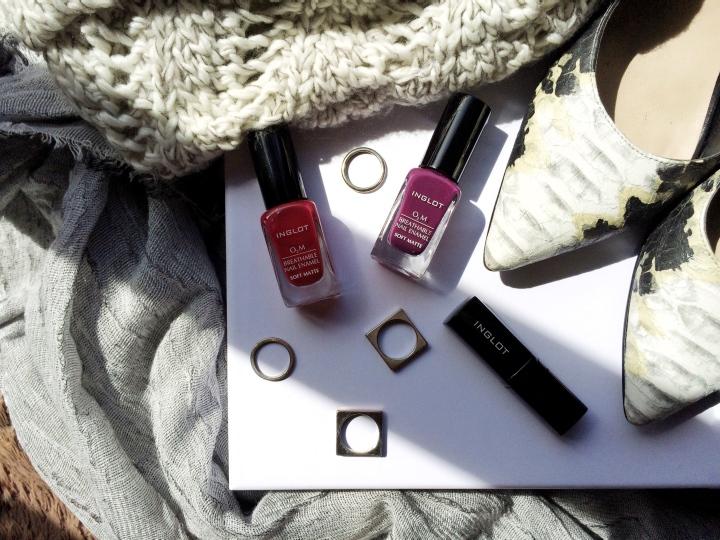 Inglot Cosmetics You ShouldTry