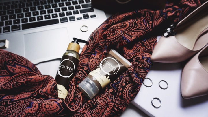 Local Beauty Brand from Bali for CoffeeEnthusiast