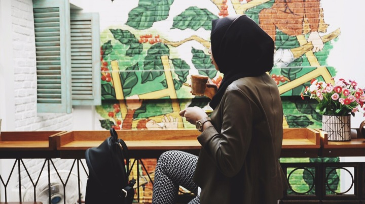 VLOG | Afternoon Coffee at Giyanti CoffeeJakarta