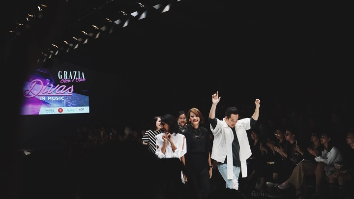 Eco-Friendly Outfit Collections in Jakarta Fashion Week 2018