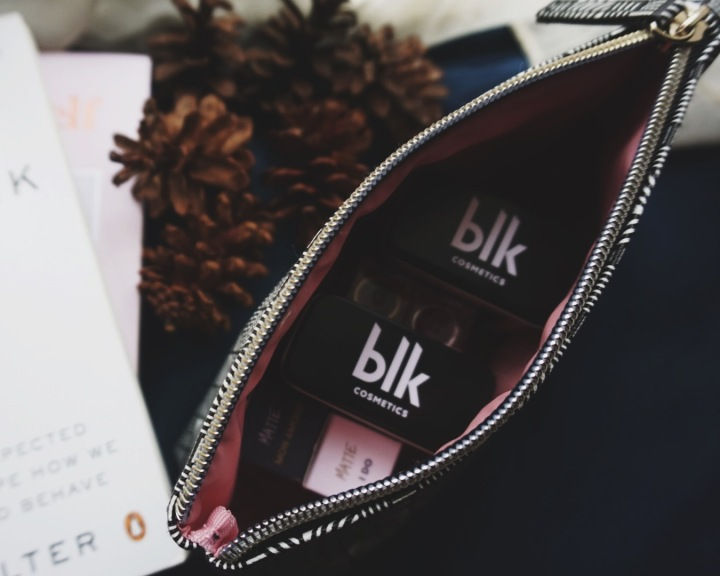 I Don't Like Bridal All-Day Intense Matte Lipstick by blk cosmetics