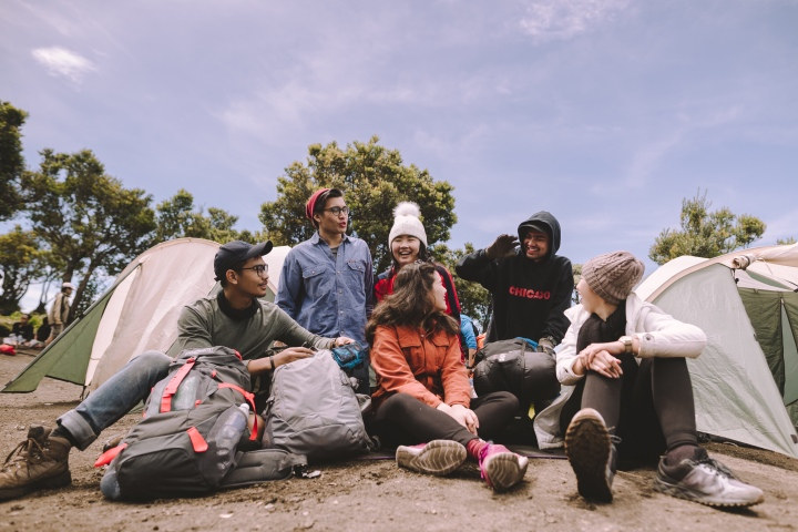 My Series of Unfortunate Events at Merbabu Mountain with JanSport Indonesia
